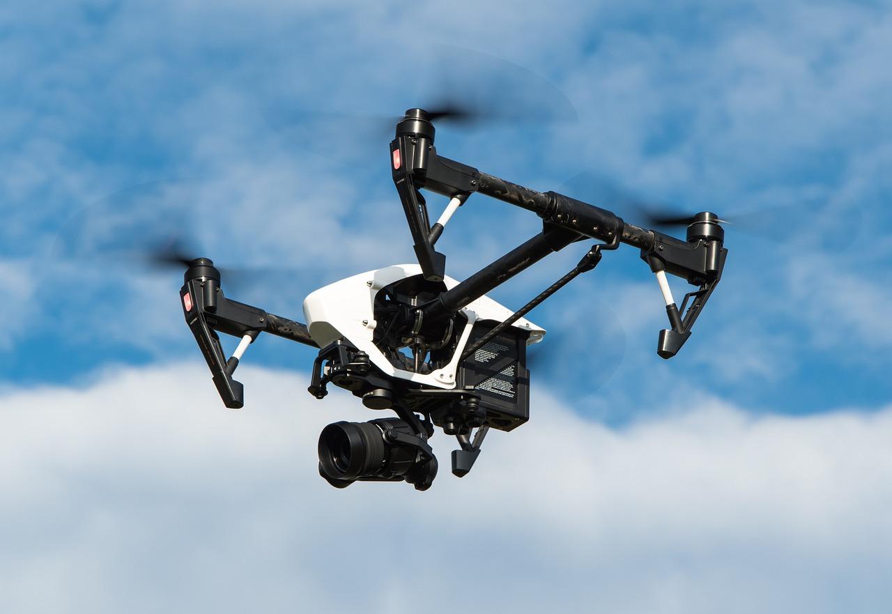 Des drones de plus en plus perfectionnés